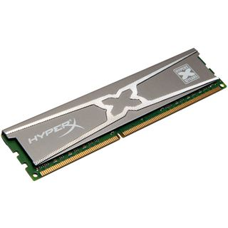 4GB Kingston HyperX 10th Year Anniversary Edition DDR3-1600 DIMM CL9 Single