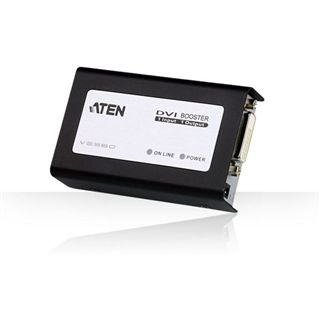 ATEN Technology DVI Repeater für Monitore (VE560-AT-G)