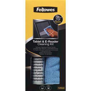 (€8,25*/100ml) Fellowes GmbH Tablet Reinigungskit 120ml Pumpspray (9930501)