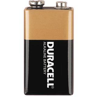 Duracell Plus 9V / E Block Alkaline 9.0 V 1er Pack