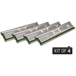 16GB Kingston HyperX 10th Anniversary Edition DDR3-2400 DIMM CL11 Quad Kit