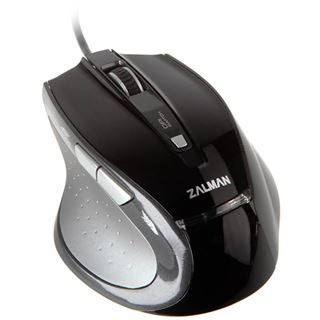 Zalman ZM-M400 USB schwarz (kabelgebunden)