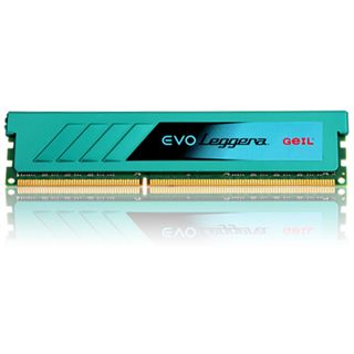 8GB GeIL EVO Leggera DDR3-1600 DIMM CL10 Single