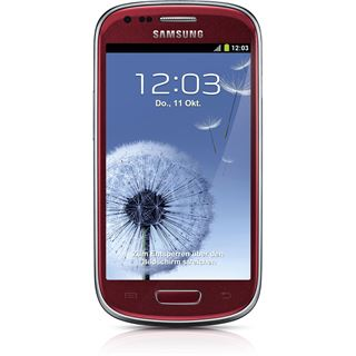 Samsung Galaxy S3 Mini I8190 8 GB rot