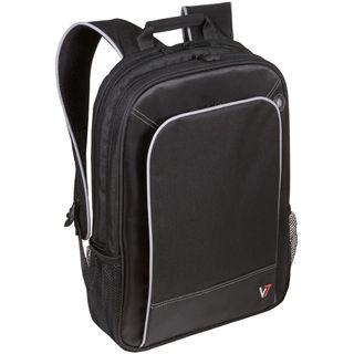 V7 Professional Backpack Loader17 schwarz