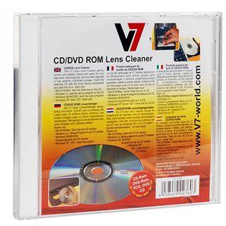 (€6,90*/1L) V7 CD/DVD Reingungs CD 1 Stück (VCL1352)
