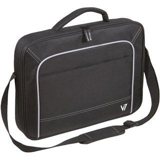 """V7 Vantage Frontloader 17"""" (43,18cm) schwarz"""