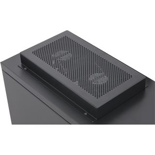 Lian Li schwarz Einbaurahmen für Radiator (7H-1B)