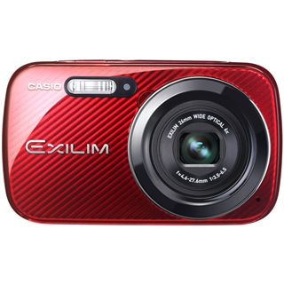 Casio Exilim EX-N50 rot