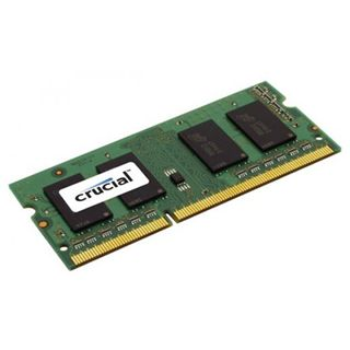 4GB Crucial Value DDR3-1333 SO-DIMM CL11 Single