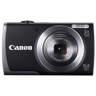 Canon PowerShot A3500 IS schwarz