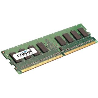 8GB Crucial CT102464BA160B DDR3-1600 DIMM CL11 Single