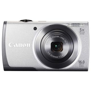 Canon PowerShot A3500 IS silber