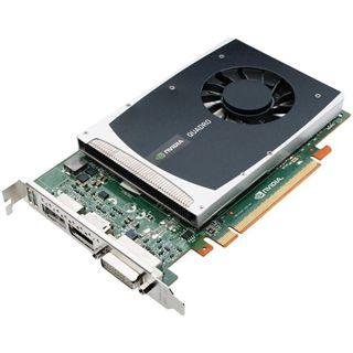 2GB PNY Quadro K2000D Aktiv PCIe 2.0 x16 (Bulk)