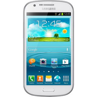 Samsung Galaxy Express i8730 8 GB weiß