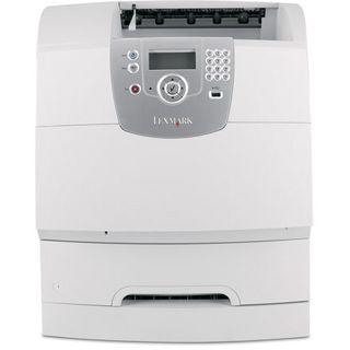 Lexmark T642n S/W Laser Drucken LAN / Parallel / USB 2.0