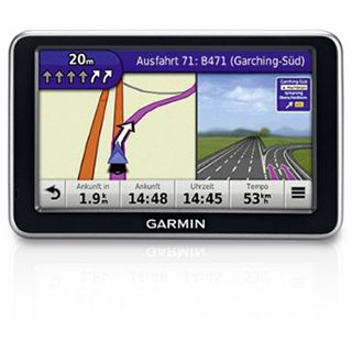 Garmin nüvi 140LMT Navigationsgerät