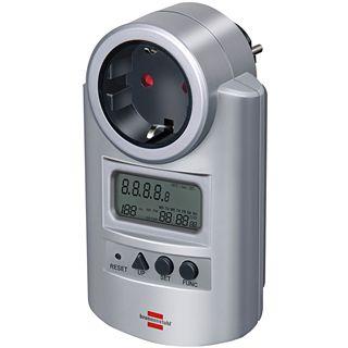 Energiemessgerät PM 231 E auf Schwarz/Silber