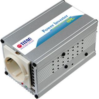 Titan TP-300L6 KFZ-Spannungswandler mit Spannungsversorgung für USB Geräte
