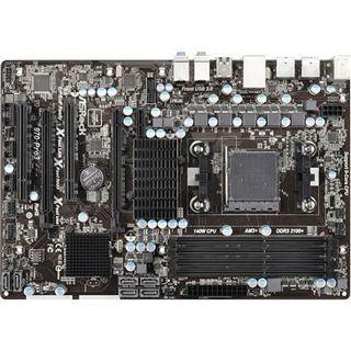 ASRock 970 Pro3 Rev 2.0 AMD 970 So.AM3+ Dual Channel DDR3 ATX Retail