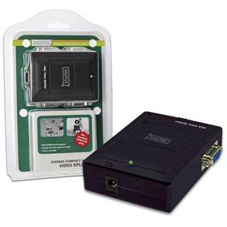 Digitus DS-42120-1 4-fach VGA-A/V-Splitter