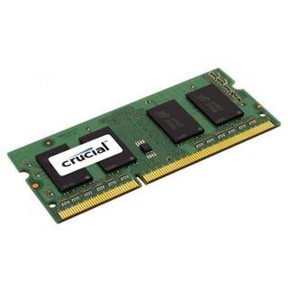 2GB Crucial ValueRAM DDR3-1600 SO-DIMM CL11 Single