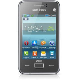 Samsung Rex 80 S5220R 20 MB silber