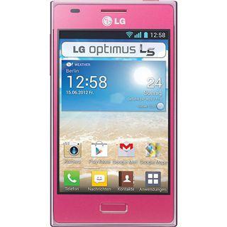 LG Electronics Optimus L5 E610 4 GB pink