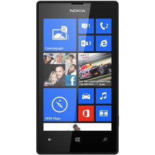 Nokia Lumia 520 8 GB schwarz