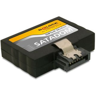 2GB Delock Flash Module SATA 3Gb/s SLC (54368)