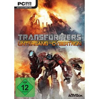 Activision Transformers - Untergang von Cybertron (PC)