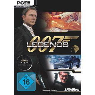 Activision James Bond Legends (PC)