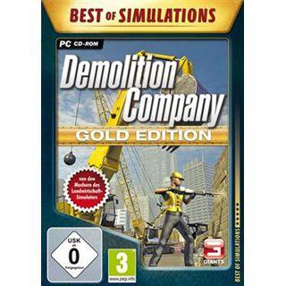 rondomedia Demolition Company Gold(Best of) (PC)