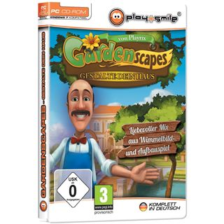 rondomedia Gardenscapes - Gestalte dein Haus (PC)