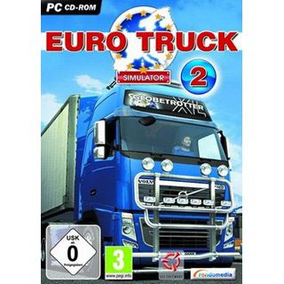 rondomedia Euro Truck-Simulator 2 DVD (PC)