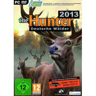 rondomedia The Hunter 2013 - Deutsche Wälder (PC)