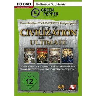 Take 2 Civilization 4 Ultimate (PC)