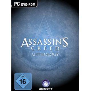 Ubisoft Assassin�s Creed Anthology (PC)