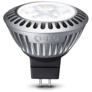 LG Electronics LED Spot MR16 6W/35W Klar GU5.3 A