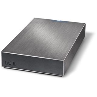 "2000GB LaCie Minimus Bundle MINIMUS 2TB COOKEY 3.5"" (8.9cm) USB 3.0 silber Alu"