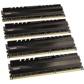 16GB Avexir Core Series DDR3-2133 DIMM CL9 Quad Kit