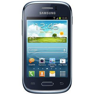 Samsung Galaxy Young S6310N 4 GB blau