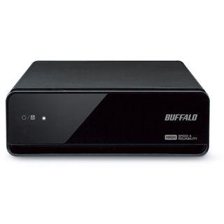 """1000GB Buffalo DriveStation HD-AVS1.0U3-EU 3.5"""" (8.9cm) USB 3. schwarz"""