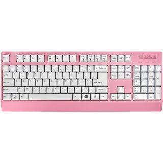 ZOWIE Celeritas Pro CHERRY MX Brown PS/2 & USB Franzoesisch pink (kabelgebunden)