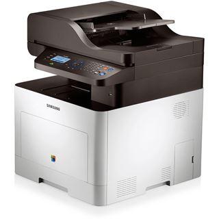 Samsung CLX-6260FR_P-CLX-4NXXJ11 Farblaser Drucken/Scannen/Kopieren/Faxen LAN/USB 2.0