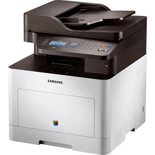 Samsung CLX-6260FD_P-CLX-4NXXJ11 Farblaser Drucken/Scannen/Kopieren/Faxen LAN/USB 2.0