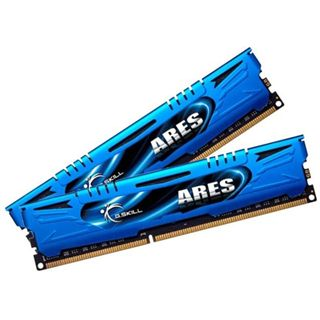 8GB G.Skill Ares DDR3-2400 DIMM CL11 Dual Kit