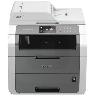 Brother DCP-9020CDW Farblaser Drucken/Scannen/Kopieren USB 2.0/WLAN