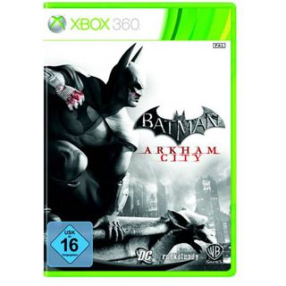 Batman - Arkham City (X360)