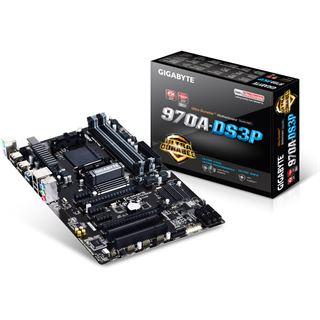 Gigabyte GA-970A-DS3P AMD 970 So.AM3+ Dual Channel DDR3 ATX Retail